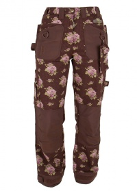 Брюки GardenGirl Roses Brown Collection
