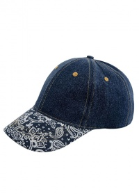 Кепка джинсовая GardenGirl Denim Collection CAP12 фото